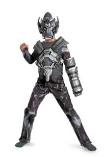 Transformers Ironhide Movie Deluxe Child Costume for Halloween   Pure