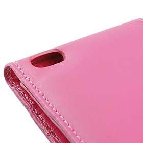 € 3.00   prima pu funda de piel para iPod Touch 4G 4   rosa roja