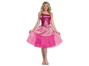 Deluxe Adult Barbies Princess Charm School Costume   Barbie Costumes