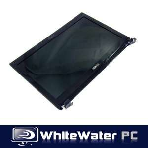 LED LCD Screen Complete 14 WXGA Wood Grain Hinges Bezel Electronics
