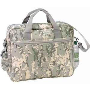 Digital Camo ACU 16 Inch Briefcase Hunting Duffel Luggage