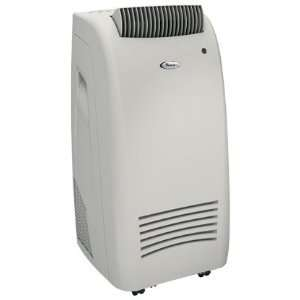 10,000 BTU Portable Room Air Conditioner with 4,750 BTU Heating