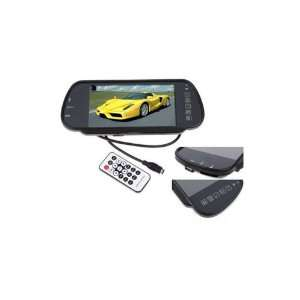 TFT LCD Color Car Rearview Monitor W/ SD USB MP5 FM: Electronics