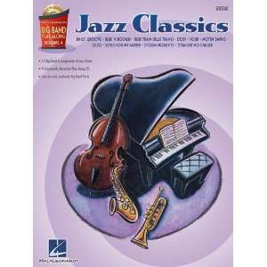 Jazz Classics   Guitar   Big Band Play Along Volume 4   BK