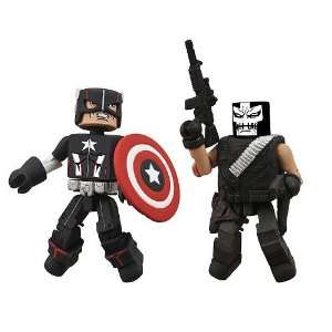 Marvel Minimates Wave 10 Action Figures   Secret War