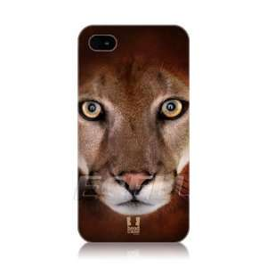 BIG FACE ANIMALS BACK CASE COVER FOR APPLE iPHONE 4 4S Cell Phones