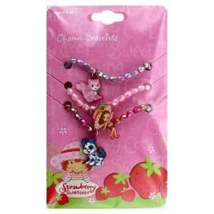 Strawberry Shortcake Charm Bracelets (Dog and Cat
