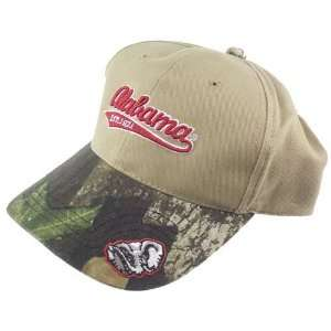 Alabama Crimson Tide Camo Hat