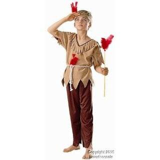 Warrior Child S Boys or Girls Native American Indian Warrior Costume
