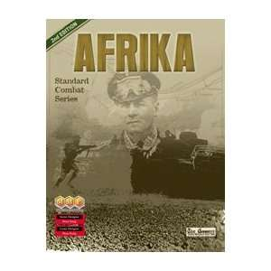 Afrika   Standard Combat Series Game Everything Else