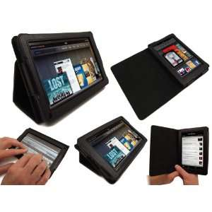 Hamdis Stand & Type PU Leather Folio Protective Case Cover