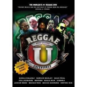 (Reggae U): Empire ISIS, Sizzla Kalonji, Aidonia, Macka Diamond