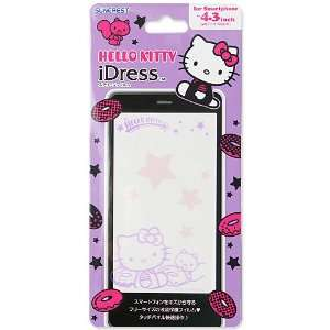 Hello Kitty] for smart phone 4.3 inch screen film donut Toys & Games