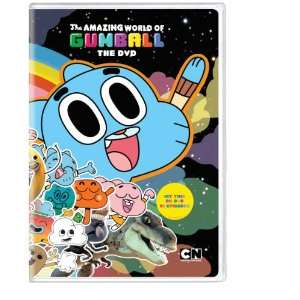 Amazing World of Gumball: The Dvd: Logan Grove: Movies & TV