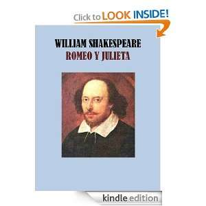 ROMEO Y JULIETA   WILLIAM SHAKESPARE (Spanish Edition) WIlLIAM