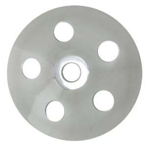 Chevy/ford/gm Aluminum Press Fit Power Steering Pump Pulley   Polished