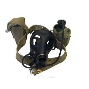 Israeli Gas Mask with Nato Filter, Cotton Belt and New
