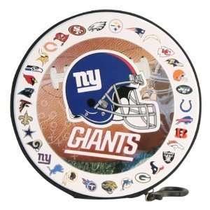 New York Giants NFL Team Logos CD / DVD Case Holder