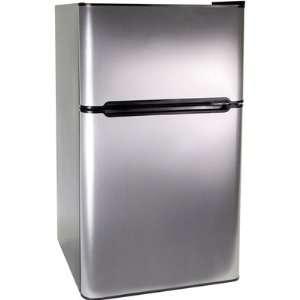 Haier HNDE03VS 3.3 Cu Ft 2 Door Refrigerator/Freezer