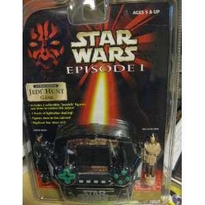 STAR WARS EPISODE I ELECTRONIC HANDHELD JEDI HUNT GAME w