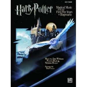 Harry Potter Magical Music From the First Five Years at