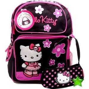 Hello Kitty Large Backpack + Hello Kitty Purse Toys & Games