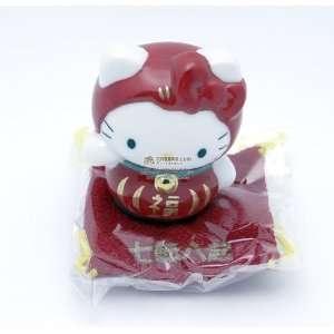Hello Kitty ~ 3 Ceramic Ornamental Doll Toys & Games