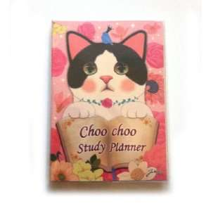 Jetoy Choo Choo Cat Kitty Jewelry Study Planner Scheduler