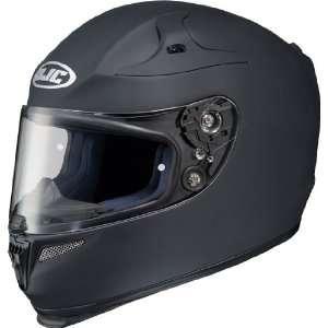 HJC RPS 10 Full Face Motorcycle Helmet Matte Black Extra Small XS 0801