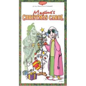 Maxines Christmas Carol [VHS]: Maxines Christmas Carol: Movies & TV