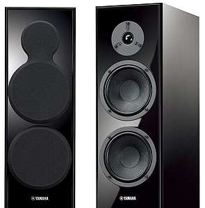 Yamaha NS F150 Floor Standing Speakers   Each (Black) Electronics