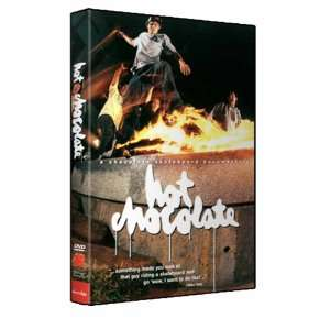 Chocolate Hot Chocolate Tour Skateboard DVD Sports & Outdoors