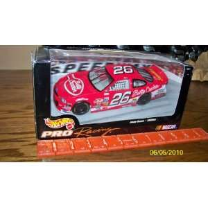 Crocker Cheerios 124 Nascar Race Car #26 From 1997 Toys & Games