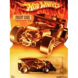 Hot Wheels Fright Cars   Vampyra   2007  Toys & Games