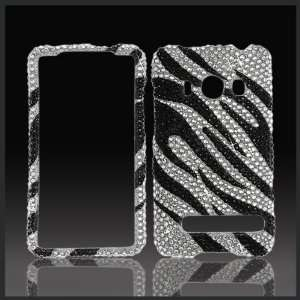 crystal bling case cover for HTC Evo 4G Cell Phones & Accessories