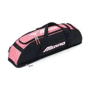 Mizuno Gamer Bat Bag   Pink/Black