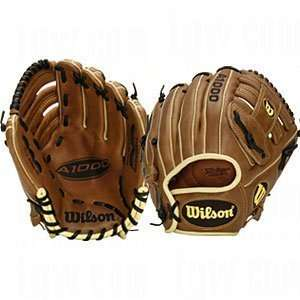Wilson A1000 Series Baseball Glove (11.5 Inch) Sports