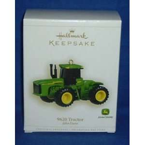 9620 Tractor John Deere Christmas Ornament Home & Kitchen