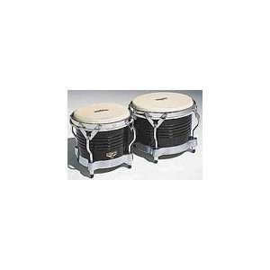 LP Matador Fiberglass Bongos, Black: Sports & Outdoors