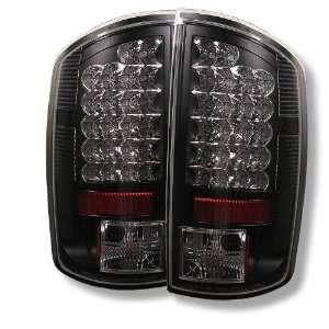 2500/3500 2002 2003 2004 2005 2006 LED Tail Lights / Black Automotive