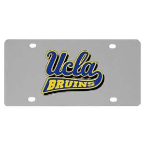 UCLA Bruins Logo License Plate   NCAA College Athletics
