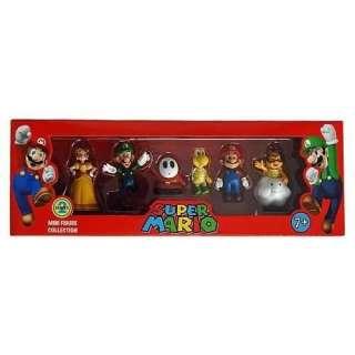 Super Mario 2 Inch Mini Figures Series 2   6 Figure Box Set (Daisy