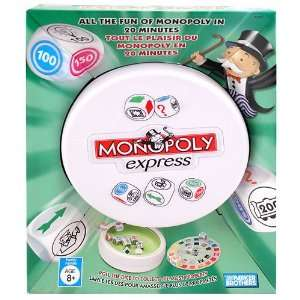 Monopoly Express Toys & Games