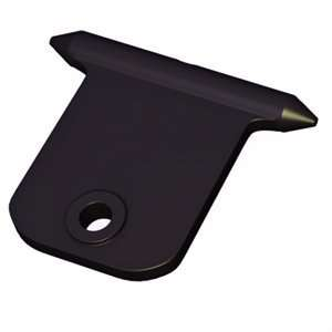 RV Motorhome Trailer Camper Awning Accessory Hanger, Black