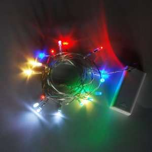 20 Multi Color LED Christmas Party String Light