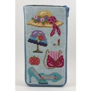 Eyeglass Case   Girls Things   Needlepoint Kit Arts, Crafts & Sewing