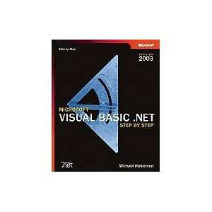 Microsoft Visual BASIC Net (03) by Halvorsen, Michael