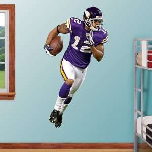 NFL Percy Harvin Vinyl Wall Graphic Decal Sticker Poster