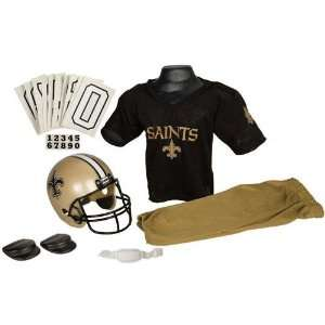 Youth NFL Deluxe Helmet and Uniform Set (Small)