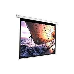 E84D4 3 84 inch 43 Electric Projection Screen OPEN BOX Electronics